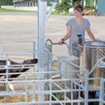 молочное такси для ферм